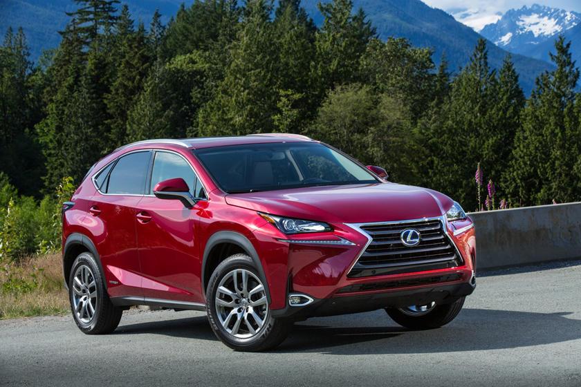 2018 lexus nx hybrid review, trims, specs and price - carbuzz
