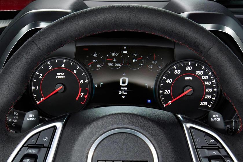 2017 Chevrolet Camaro ZL1 Coupe Gauge Cluster