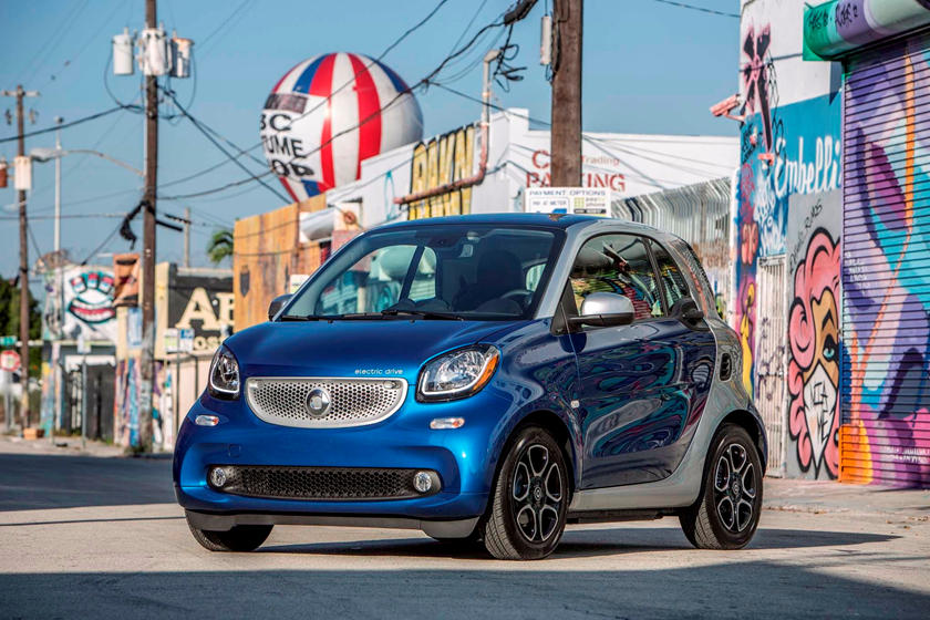 2018 Smart Fortwo Electric Drive Coupe Review Trims Specs And Price