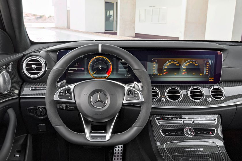 2018 Mercedes Amg E63 Wagon Review Trims Specs And Price Carbuzz