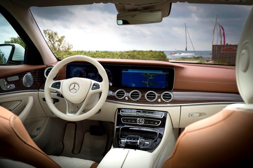 2018 Mercedes-Benz E-Class E400 4MATIC Wagon