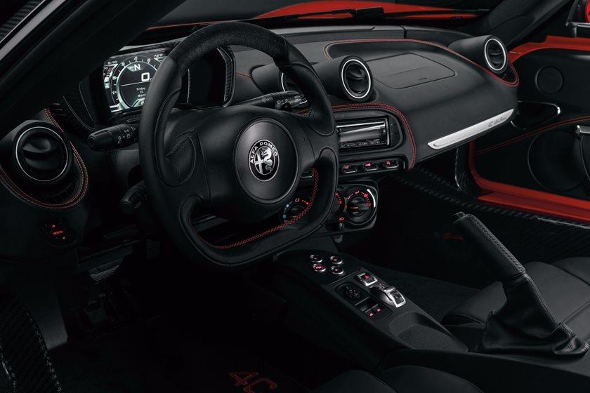 2016-2019 Alfa Romeo 4C Spider Steering Wheel
