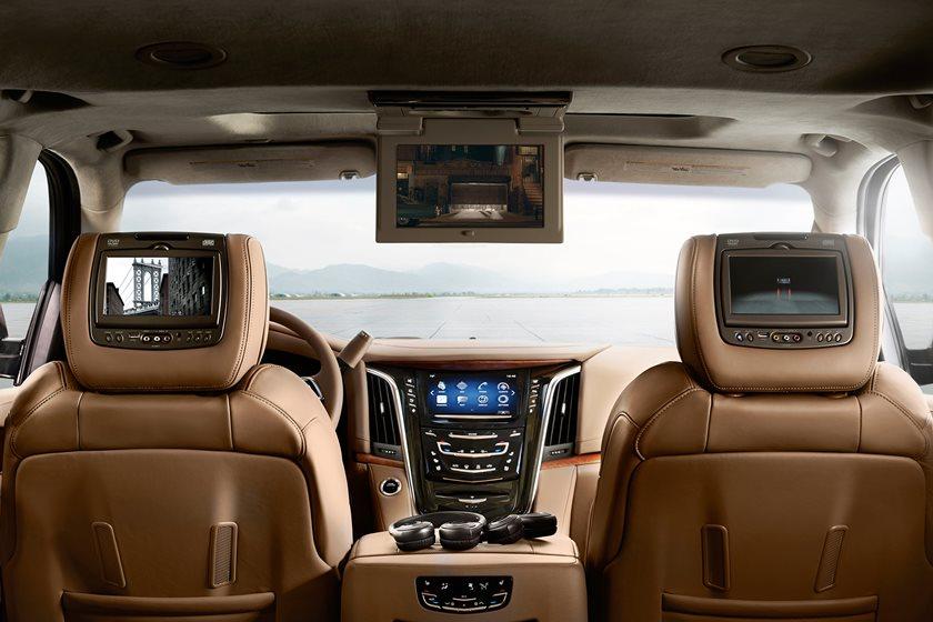 2015-2018 Cadillac  Escalade ESV Front Seats Back Side