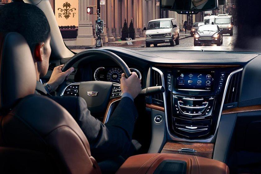 2015-2018 Cadillac  Escalade ESV Central Console