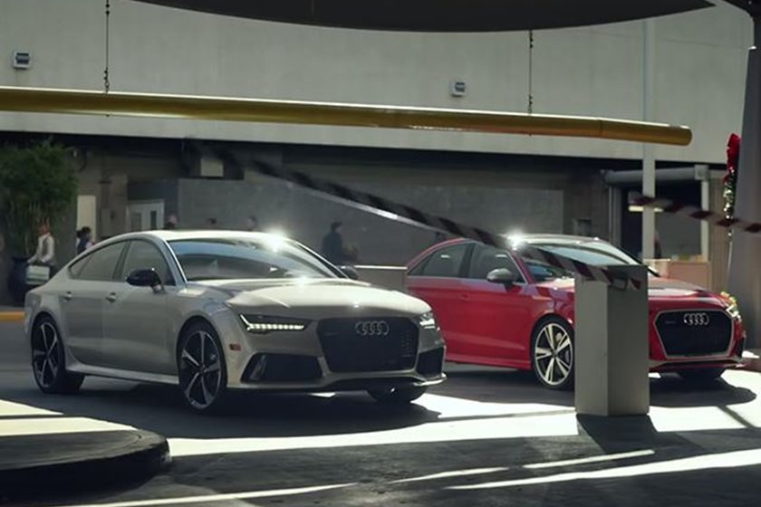 This Audi Commercial Will Get You Pumped To Shop For The Holidays - Audi commercial