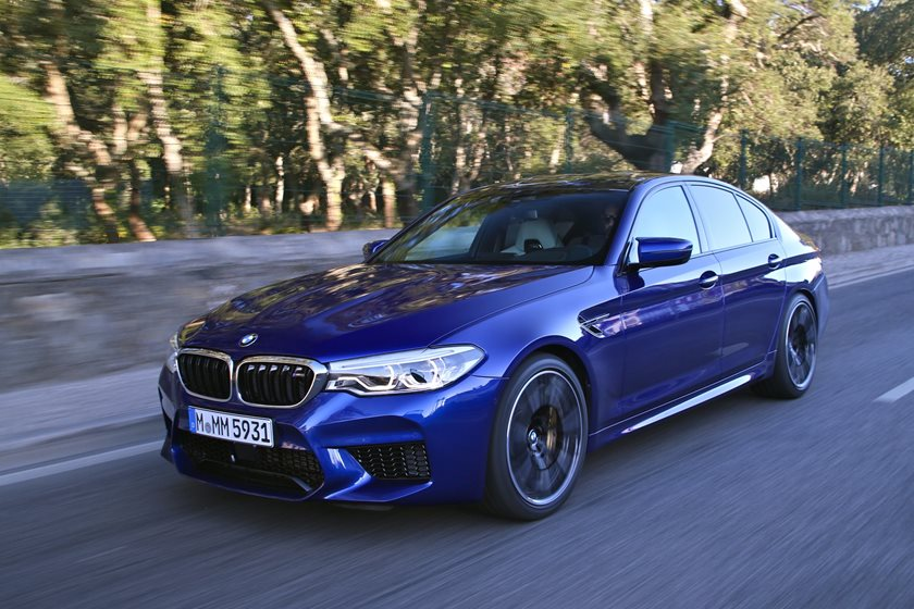 2018 BMW M5 First Drive Review Truly Two Cars In One