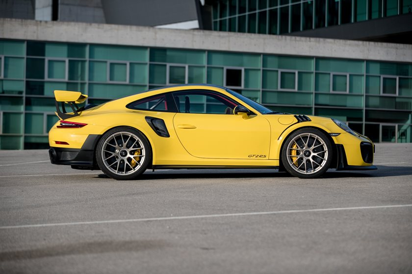 First Drive: The Porsche 911 GT2 RS Is A Monumental Achievement