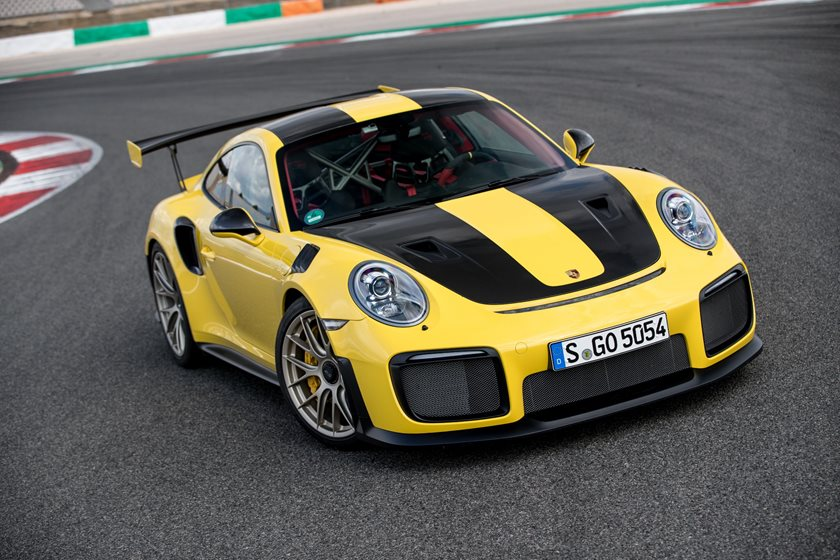 2018 Porsche 911 GT2 RS First Drive Review: A Monumental Achievement ...