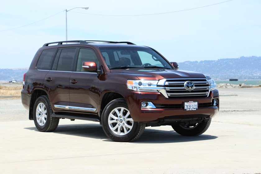 2016 Toyota Land Cruiser Review: More SUV Than Youu0027ll Ever Need ...