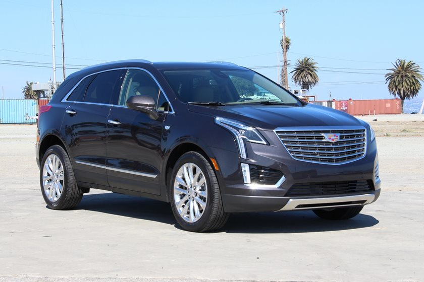 2017 Cadillac Xt5 Review We Wanted To Send It Back To The Factory