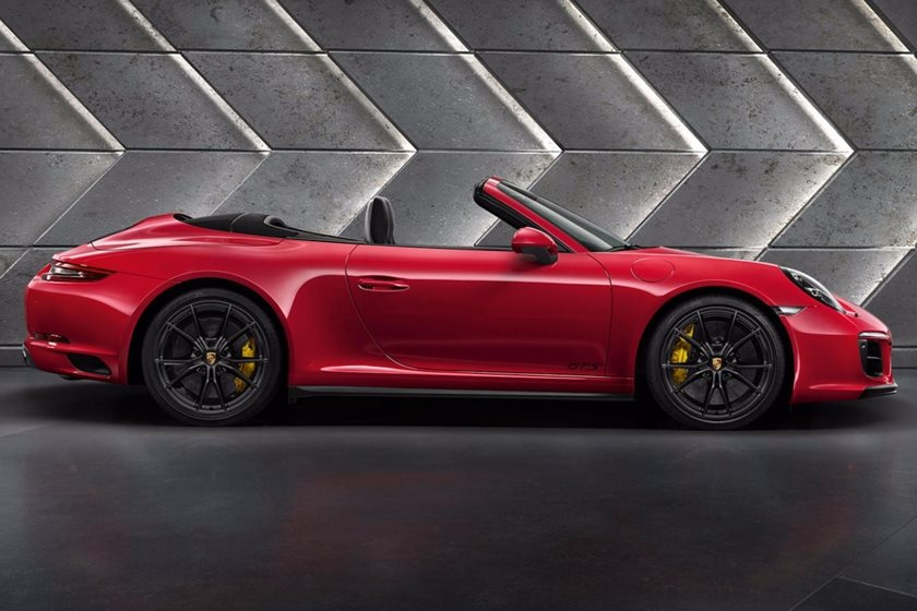2018 Porsche 911 Carrera Gts Cabriolet Review Trims Specs And Price