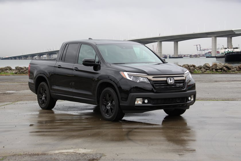2017 Honda Ridgeline Review So Fun We Turned Ours Into A Party