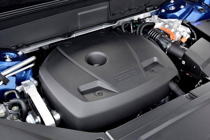 2016-2019 Volvo XC90 Plug-in Hybrid Engine Bay