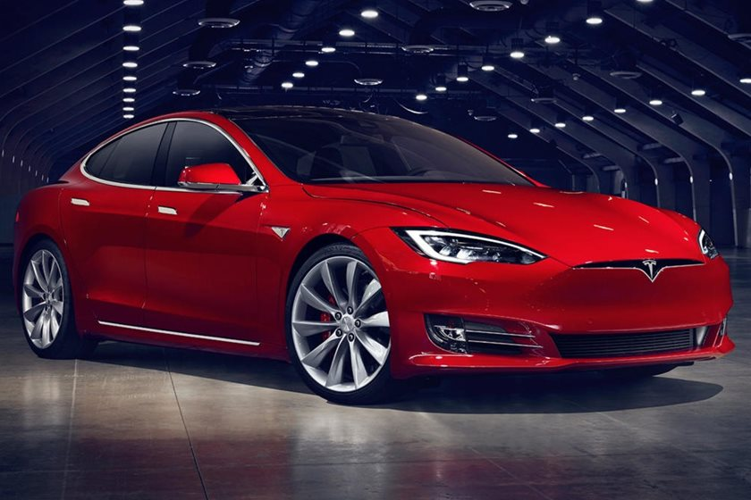 2018 Tesla Model S P100d Review Trims Specs And Price Carbuzz