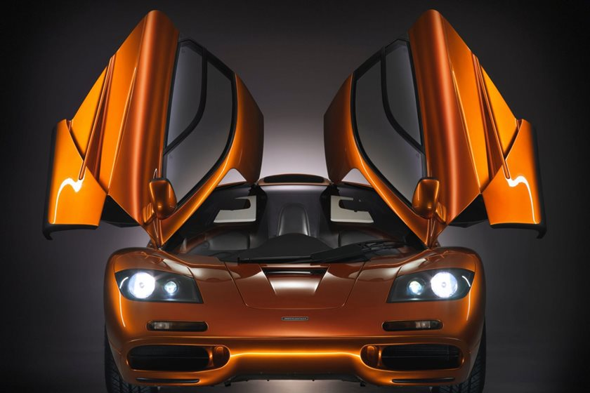 Mclaren P1 Service Cost >> The Mclaren F1 S Crazy Maintenance Costs Will Blow Your Mind Carbuzz