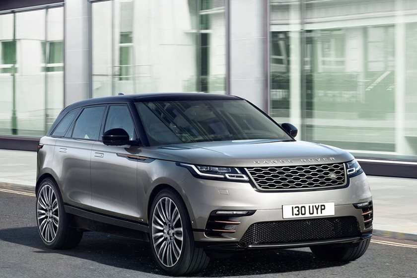The Range Rover Velar Was So Hot Dealers Didnt Even Discount It - Land rover local dealer