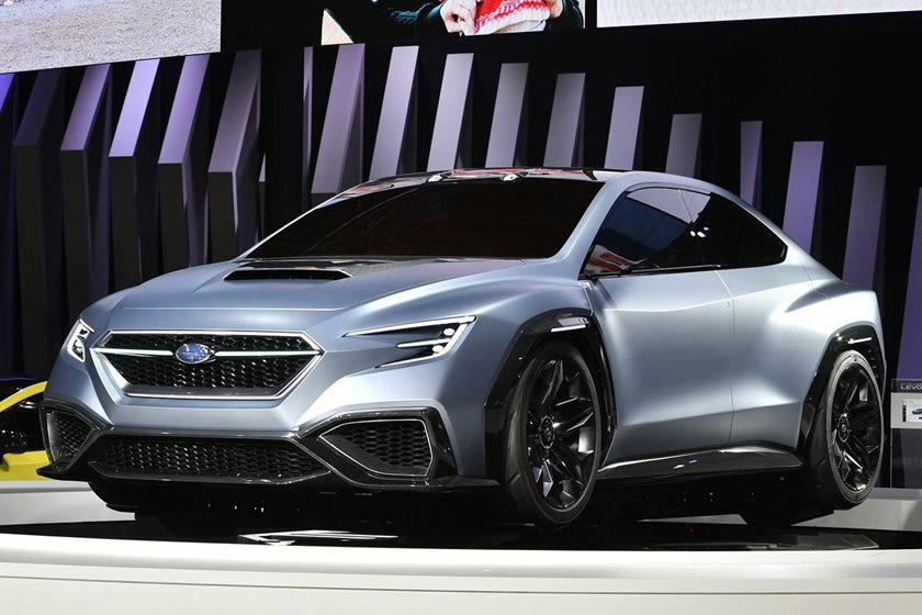 The 2020 Subaru Wrx Will Have Some Big Changes Carbuzz