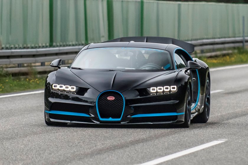 2018 bugatti chiron review, trims, specs and price - carbuzz