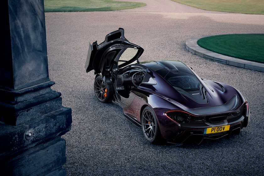 2018 McLaren P1 Coupe Review, Trims, Specs and Price - CarBuzz