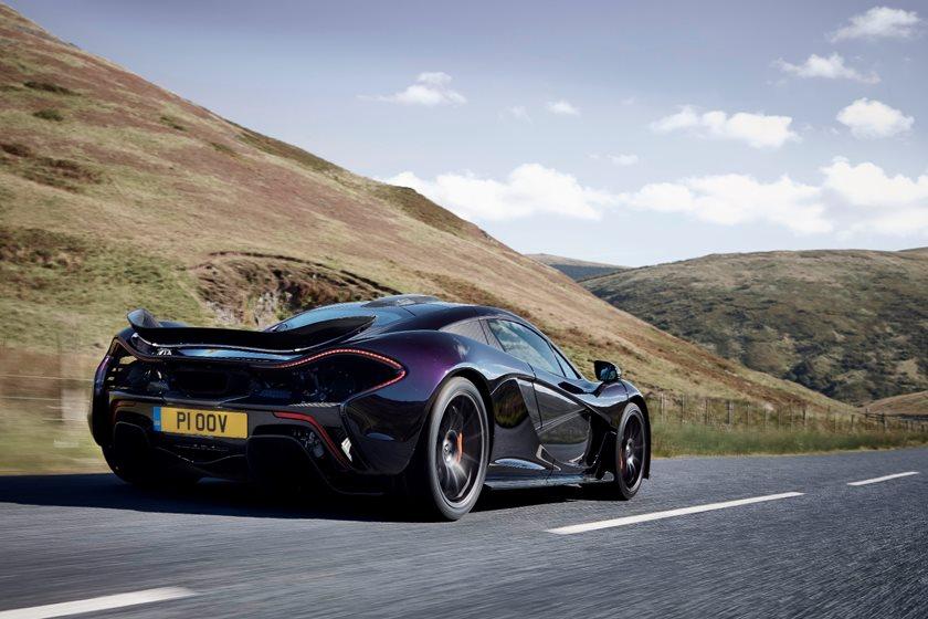 Used 2015 McLaren P1 Review,Trims, Specs And Price