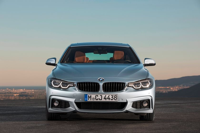 2017-2019 BMW 4 Series Gran Coupe Front View