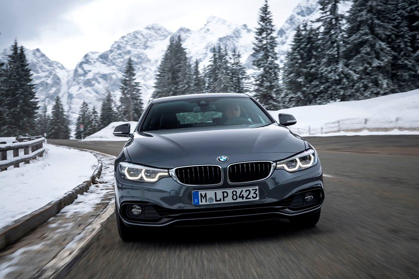 2017-2019 BMW 4 Series Gran Coupe In Motion
