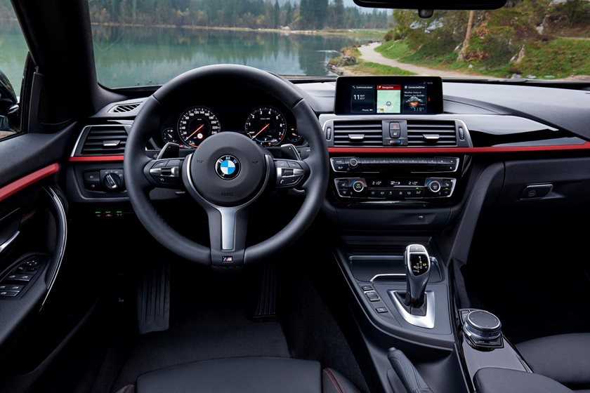 2017-2019 BMW 4 Series Gran Coupe Driver Area