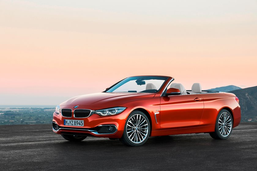 2014 bmw 428i convertible options