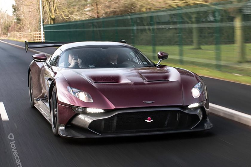 The World S First Street Legal Aston Martin Vulcan Is Finally Here