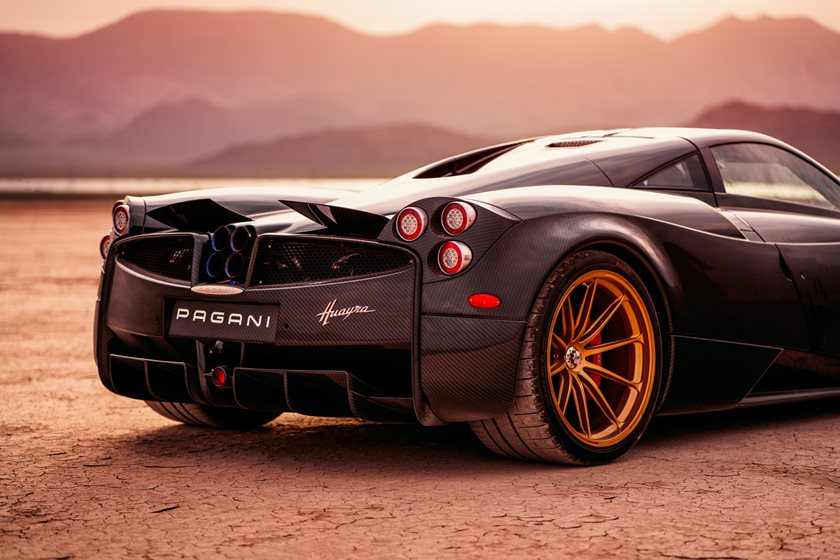 2018 Pagani Huayra Coupe Review, Trims, Specs and Price - CarBuzz