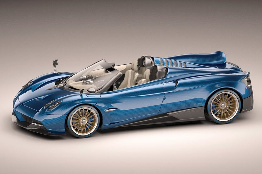 2018 Pagani Huayra Roadster Review Trims Specs And Price Carbuzz