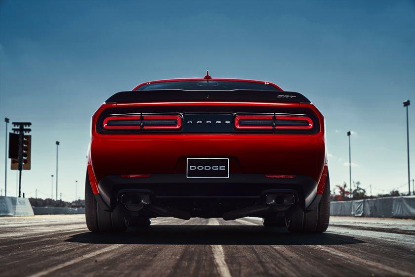 2018 Dodge Challenger Srt Demon Review Trims Specs And Price Carbuzz