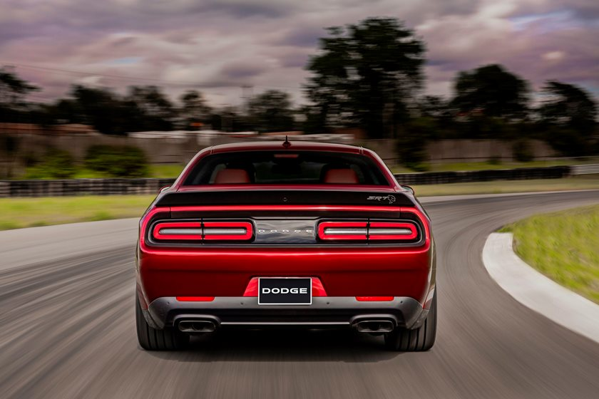 2018 Dodge Challenger Srt Hellcat Review Trims Specs And Price