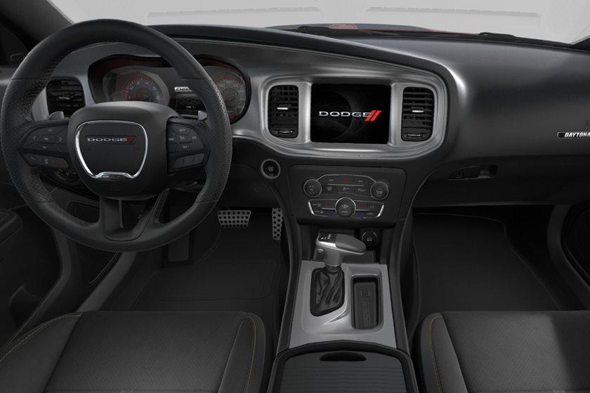 2017-2018 Dodge Charger Daytona Dashboard Layout