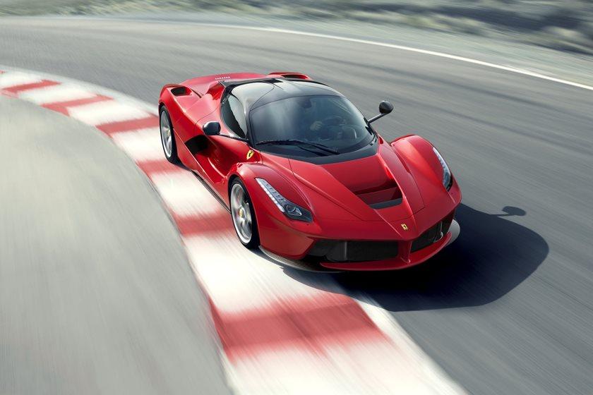 Ferrari laferrari 2018