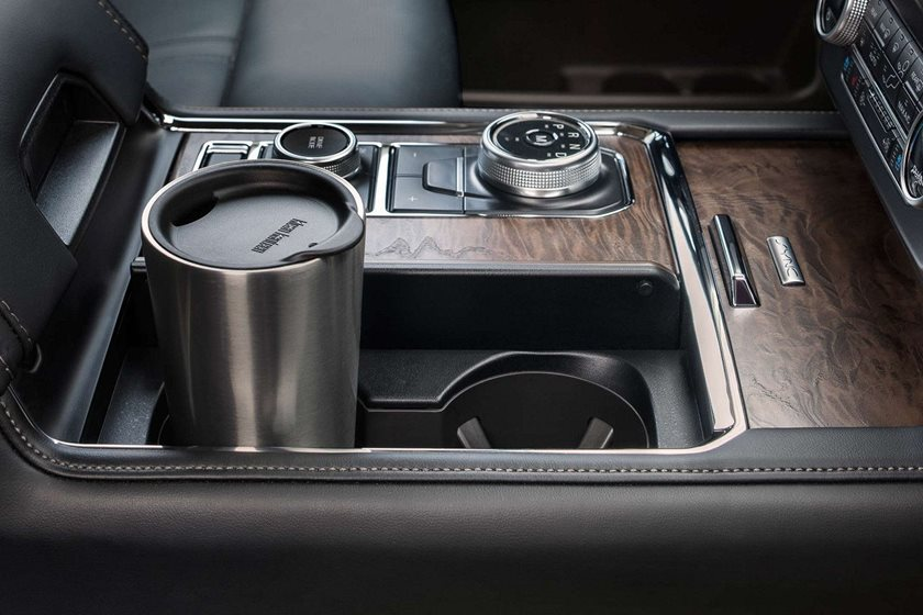 2018 Ford Expedition Max Cupholders