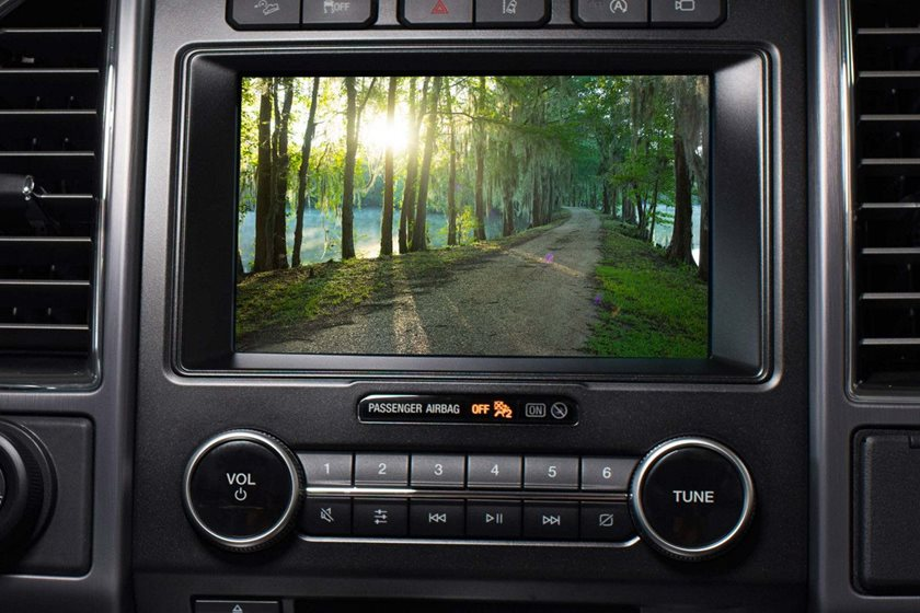 2018 Ford Expedition Max Infotainment System