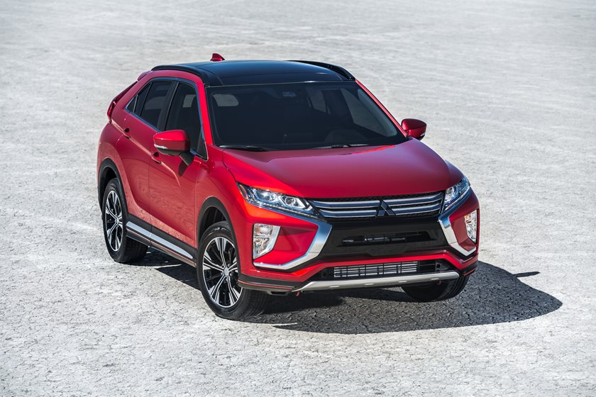 2018 mitsubishi eclipse cross review,trims, specs and price - carbuzz