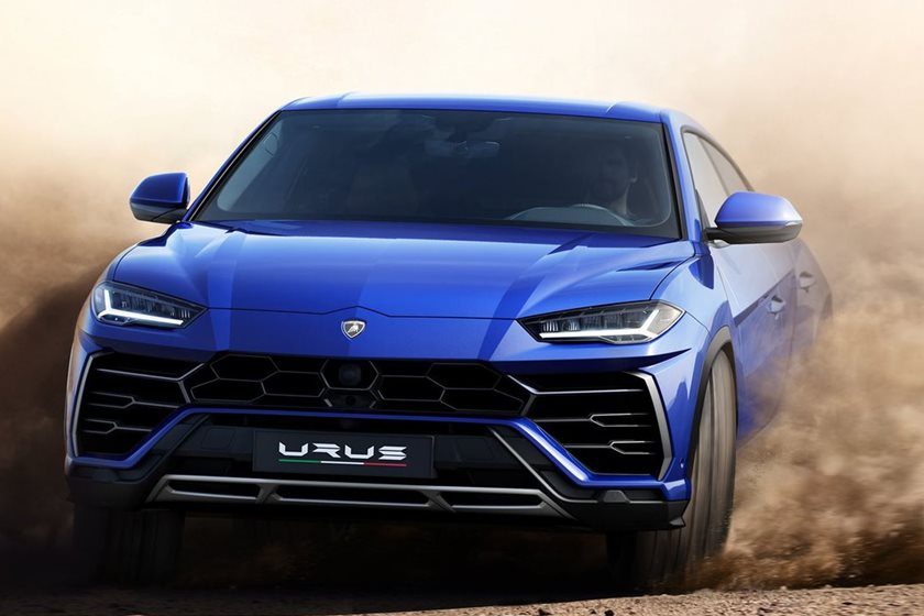 German Dealerships Already Marking Up Lamborghini Urus Prices - CarBuzz