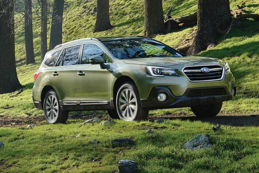 2018 Subaru Outback 3.6R TouringTouring 4dr SUV Exterior