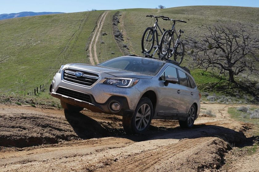 2018 Subaru Outback 3.6R Limited 4dr SUV Lifestyle Exterior