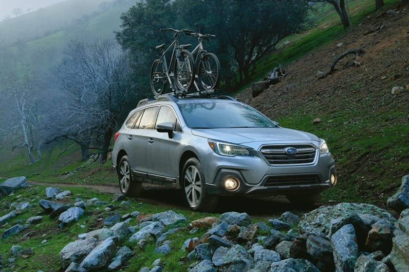 2018 Subaru Outback 3.6R Limited 4dr SUV Lifestyle Exterior Shown