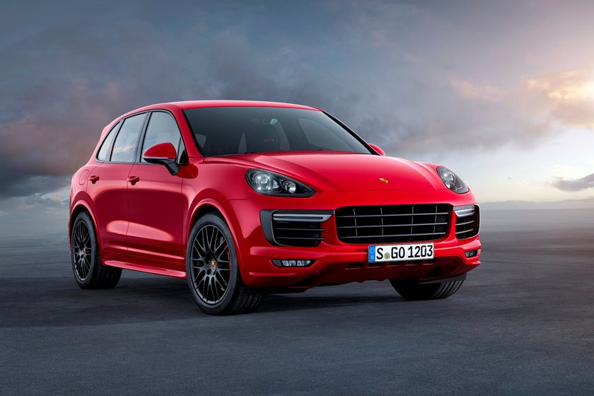 2018 Porsche Cayenne Gts Review Trims Specs And Price Carbuzz