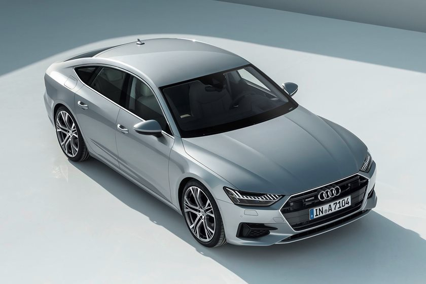 Future Audi Cars Will Adopt More Distinctive Designs CarBuzz - Audi future cars