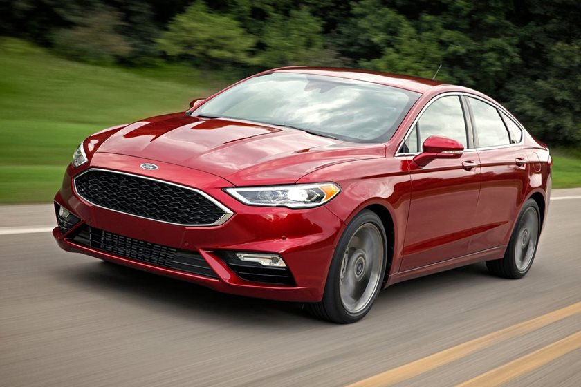 The Ford Fusion Redesign Has Been Cancelled But It Ain T Dead Yet