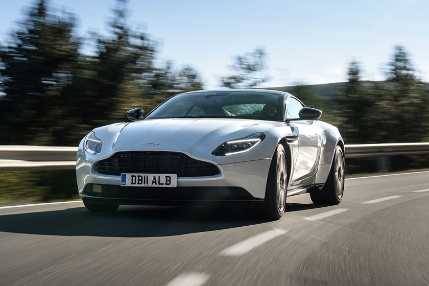 Thanks To The DB11, Aston Martin Had Its Best Sales Year In Nearly ...