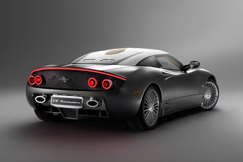 2018 Spyker C8 Preliator Coupe Review Trims Specs And Price Carbuzz