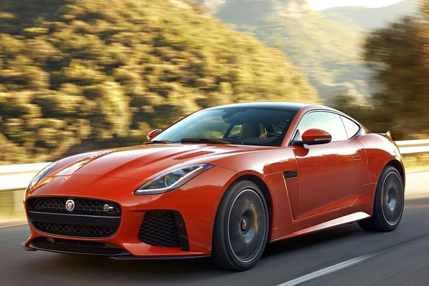 You Can Now Rent A Jaguar F Type Svr From Enterprise Carbuzz