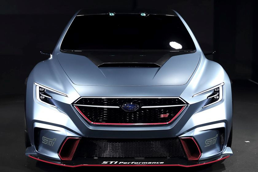 No Powertrain Details Have Been Provided By Subaru Yet, But Rumors Suggest  That The WRXu0027s 2.5 Liter Unit Will Be Replaced With A Smaller 2.0 Liter  Boxer And ...