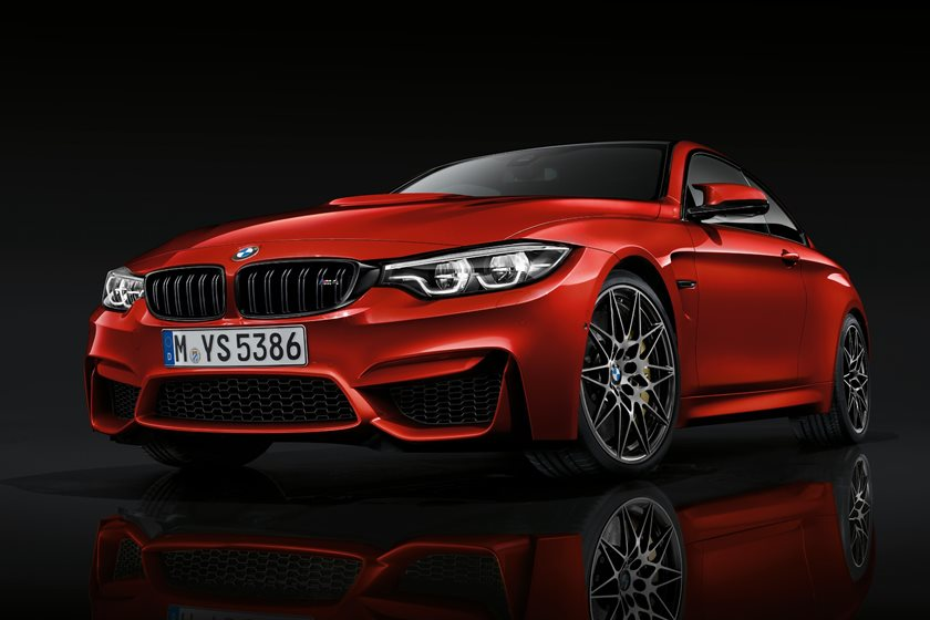 2018 Bmw M4 Coupe Review Trims Specs And Price Carbuzz